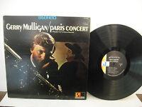 Gerry Mulligan / Paris Concert Live, Pacific Jazz Records, ST-20102, Gatefold