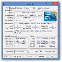 QTY 1x INTEL Ten-Cores ES CPU E7-2870 2.4GHZ/30MB LGA1567 for HP/Dell/IBM server