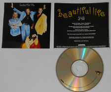 Ace Of Base - Beautiful Life (3:40) - 1995 Promo CD Single