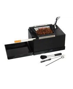 NEW Powermatic II + Cigarette Injector Machine - Electric - MAKES KING & 100 MM