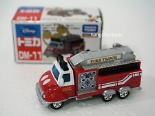 Takara Tomy Tomica Disney Motors Works DM-11 Jolly Float Mickey Mouse Fire Truck