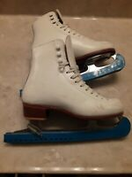 Riedell Ice Skates Size 3 1/2