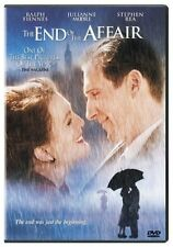 Brand New DVD The End Of the Affair Julianne Moore Ralph Fiennes Stephen Rea