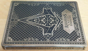 Assassin's Creed Syndicate Steelbook Case Only for PS4 / Xbox One