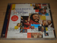 Pavarotti & Friends For War Child Zucchero Elton J. (CD, 1996) MADE IN ARGENTINA