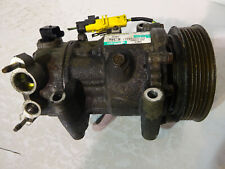 Citroen/Peugeot 307 Air Con Pump A/C Condition 9651910980