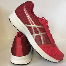 Asics-Womens-Patriot-8-Running-Shoe-T669N-2193 Size 8 Pink Silver New £29.99