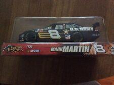 Mark Martin Nascar # 8 US Army car Diecast 1 24