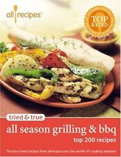 Very Good, Tried and True All Season Grilling and BBQ, Allrecipes.com, Book
