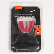 Nike Junior amped mouth guard with strap pink