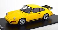 1:18 Spark 1987 Porsche RUF 911 (991) CTR Yellowbird