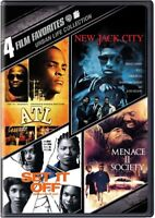 4 Film Favorites: Urban Life [New DVD] Boxed Set