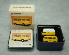 1:87 - BUB - VW T2a Deutsche Post-Set...OVP // 3 G 983