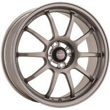 "17"" Advanti Eco Motion Wheels Honda Civic Jazz Toyota Yaris Suzuki Swift"