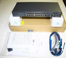 SWITCH H3C S3100-16TP-EI-DC    OR HP A3100-16 DC EI  JD314A NEW