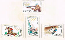 Spain Sport Mexico Olympics set 1968 MLH