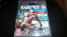 PS3 GAME FAR CRY 3 . tested and working.