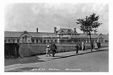 pt2899 - Morecambe Railway Station , Lancashire - photo 6x4