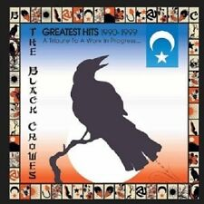 THE BLACK CROWES - GREATEST HITS 1990-1999:TRIBUTE TO A WORK.. CD ROCK POP NEU