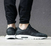 NIKE AIR MAX ZERO SE Trainers Gym Casual Fashion - Black - UK Size 7 (EUR 41)