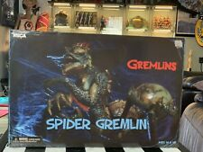 NECA Gremlins Spider Gremlin Reel Toys New Sealed Super Nice Box