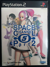 Space Channel 5 Part 2 PS2 Japanese Import NTSC J