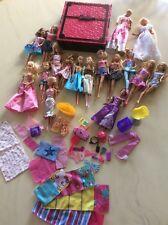 Paquete De Barbie, muñecas, Armario Vintage 1999 en adelante.