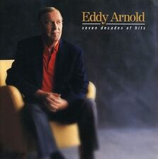 Eddy Arnold - Seven Decades of Hits [New CD] Manufactured On Demand