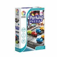 SmartGames Parking Puzzler - Logic Puzzle - Children's Car Brainteaser Game