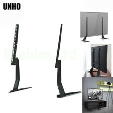 Table Top TV Stand Base Bracket Monitor Riser For 17-55 in Samsung Vizio LCD/LED