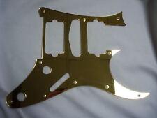 Mirror Gold Pickguard fits Ibanez (tm) GMC Jem RG FP DNA MC