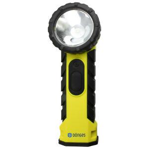 Dönges Handlampe HL 4AA WK ATEX Knickkopflampe LED Feuerwehr