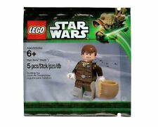 Lego Star Wars Exclusive Polybag - Han Solo Hoth Minifigure 5001621 Sealed