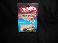 Hot Wheels Ultra Hots 1983 Flame Runner Sealed on Card