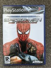 PlayStation 2: Spiderman - Web Of Shadows Amazing Allies Edition (Mint Sealed)
