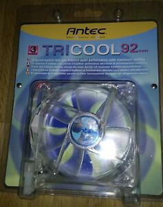Antec Tricool 92mm 3 speed fan