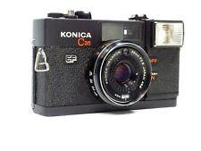 Konica C35 EF 35mm Rangefinder from JAPAN Hexanon 38mm f2.8 Lens
