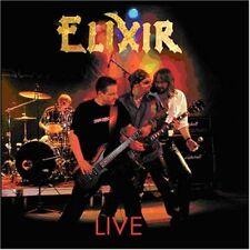 Elixir-Live CD NEUF dans sa boîte/SEALED NWOBHM Legend The Idol, The son of Odin, Sovereign purs