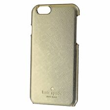 Kate Spade New York Hardshell Wrap Case for Apple iPhone 6/6s - Saffiano Gold