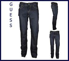GUESS jeans denim da uomo elasticizzato gamba dritta dritti svasati zampa 44 w30