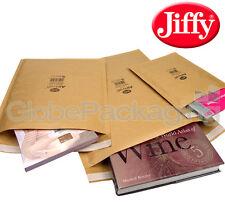 50 x Jiffy JL5 gold rembourré sacs enveloppes 260x345mm