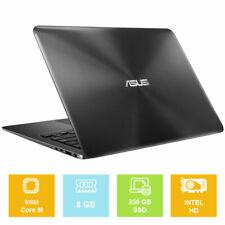 "13.3"" Asus ZenBook UX305CA, Intel M3 up to 2.2GHz, 256GB, 8GB, 4K IPS Ultrabook"