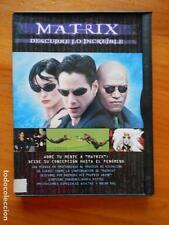 DVD MATRIX - DESCUBRE LO INCREIBLE (DOCUMENTAL) (2Q)