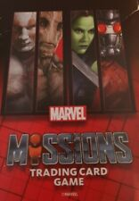 Marvel Missions Trading Card Game Singles (Topps, 2017) *YOU CHOOSE*