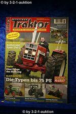 Oldtimer Traktor 5-6/10 Alu-Grill IHC Fendt Farmer 2 Unimog 402 Skoda Story