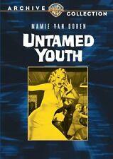 UNTAMED YOUTH (1957 Mamie Van Doren)  Region Free DVD - Sealed