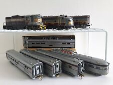 Tenshodo HO Train Brass Diesel 4031 8411 Locomotive Canada Pacific Passenger Set