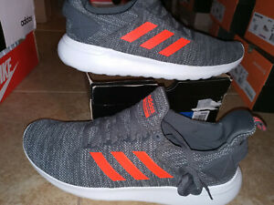NEW $69 Mens Adidas Cloudfoam Lite Racer BYD Running Shoes, size 13