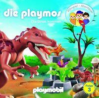 DIE PLAYMOS - (3)DIE DINOS KOMMEN (RELAUNCH)  CD NEU