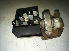 CHRYSLER 16211 Headlight Switch RPL SMP Standard DS-165 fit 63-78 DODGE USA MADE